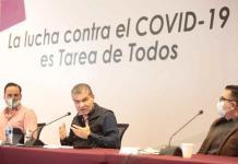 Marcha Coahuila en control de pandemia