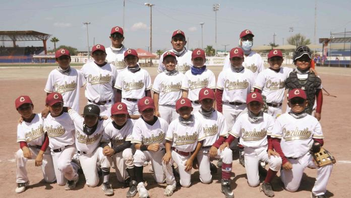 Coahuila B derrotó a San Luis Potosí
