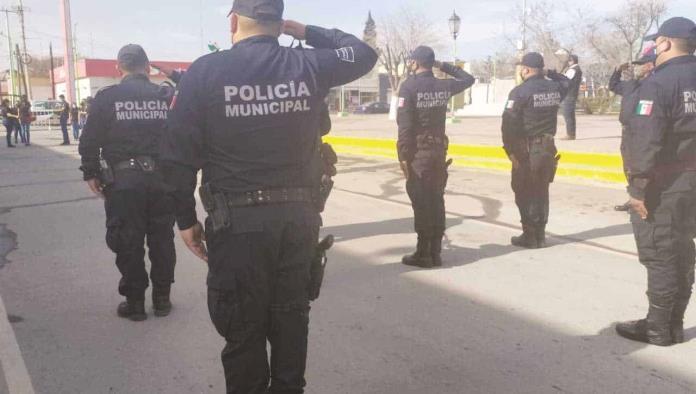 Requiere Frontera policías