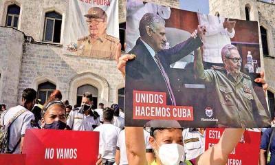 Dictadura Cubana arresta a niños por protestar