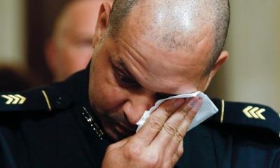 """""""Así es como voy a morir, defendiendo esta entrada"""", Policías sobre asalto al Capitolio"""