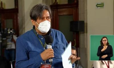 Periodista Julio Astillero se enfrenta a AMLO en Mañanero