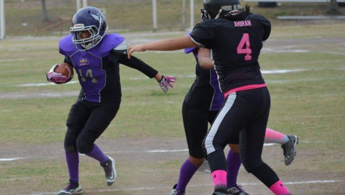 Nace Liga de Football Americano Femenil LIFFAE Coahuila