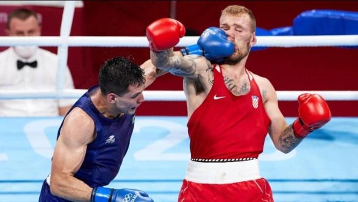 Rogelio Romero; Esperanza de medalla en boxeo