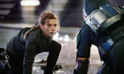 Scarlett Johansson demanda a Disney por el lanzamiento de Black Widow en streaming