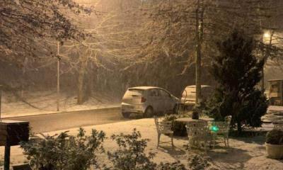 Histórica nevada; Brasil se pinta de blanco