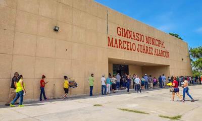 Aplican  vacuna en  Allende