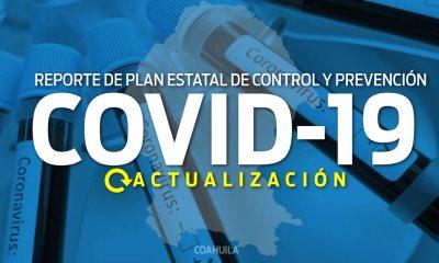 Se registran 251 nuevos casos en Coahuila, incluidas 6 defunciones