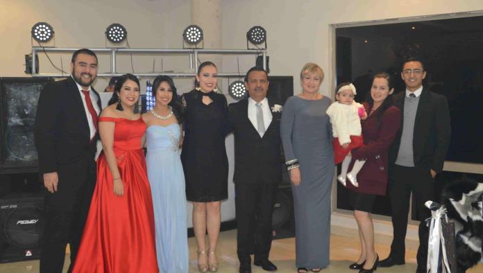 Unen sus vidas  Patricia y Gustavo