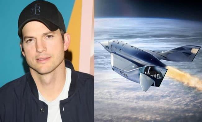 Ashton Kutcher explica por qué no viajará al espacio