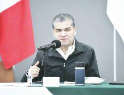 Fortalece Coahuila medidas sanitarias