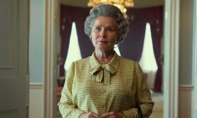 Imelda Staunton será Elizabeth II en The Crown