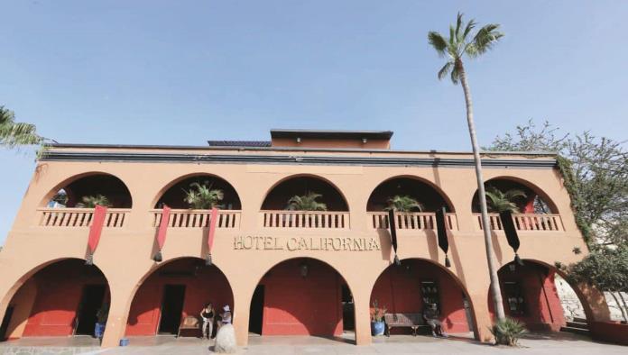 Hotel California: un adorable lugar