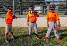 Destacan  pequeños deportistas