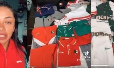 Softbolista Steffy Aradillas presume su orgullo por México