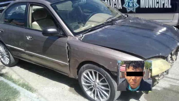 LE ROBAN EL CARRO Y LO ENCUENTRA EN LA CALLE
