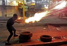 Soldados israelíes hieren a 270 palestinos, en disturbios