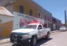 """""""Baja"""" Protección Civil trabajadores en riesgo"""
