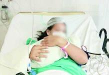 Hospitalizan tres niños por Covid
