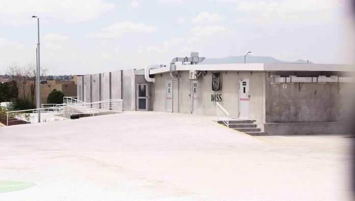 Aumentan hospitalizados Covid en Clínica Cemex