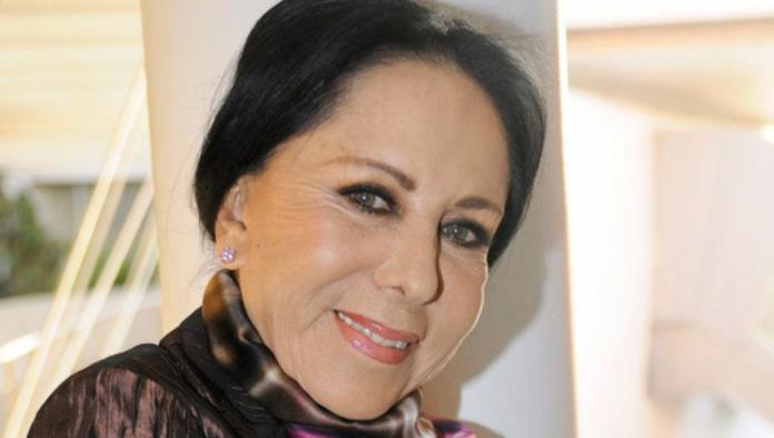Muere la actriz Lilia Aragón a los 82 años de edad