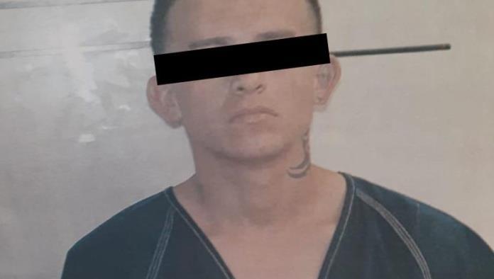 Arrestaron a joven  en un operativo