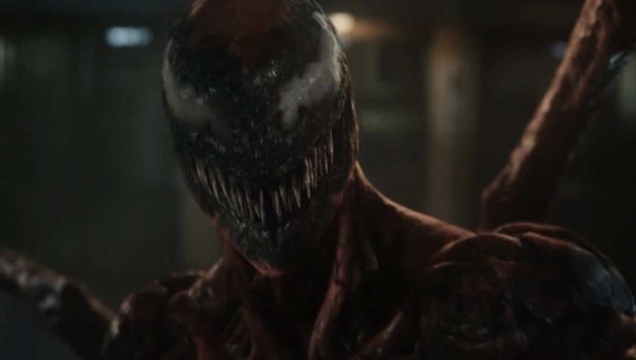 Nuevo vista  a Venom; Lanzan segundo tráiler