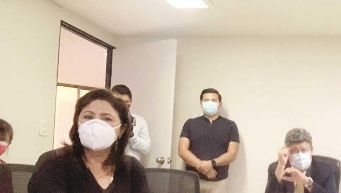 Apoya Diana la llegada de Hospital IMSS