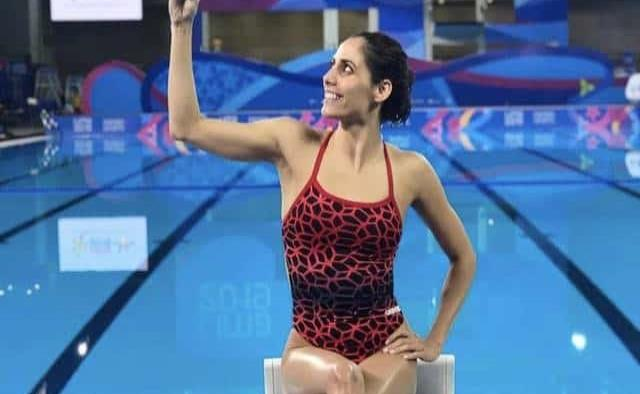Nuria Diosdado, la famosa sirena mexicana que daría medalla en los Juegos Olímpicos