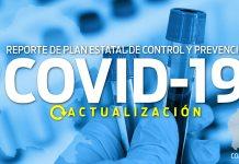 Se registran 302 nuevos casos en Coahuila, incluidas 7  defunciones por COVID-19