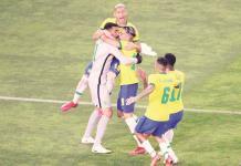 Tri Olímpico cae en penales ante Brasil e irá por el bronce
