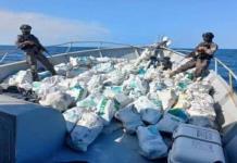 Detienen a 3 mexicanos con cocaína valuada en 700 millones de pesos en El Salvador