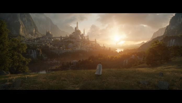 Vuelve la tierra media; Primer vistazo a la serie Lord of the Rings