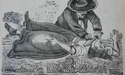"""El chalequero"": un asesino serial"