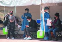 Hospitales a 50% de ocupación, advierte Secretaría de Salud