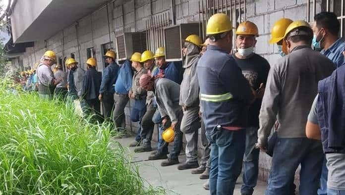 Sin datos de nuevos obreros sindicalizados