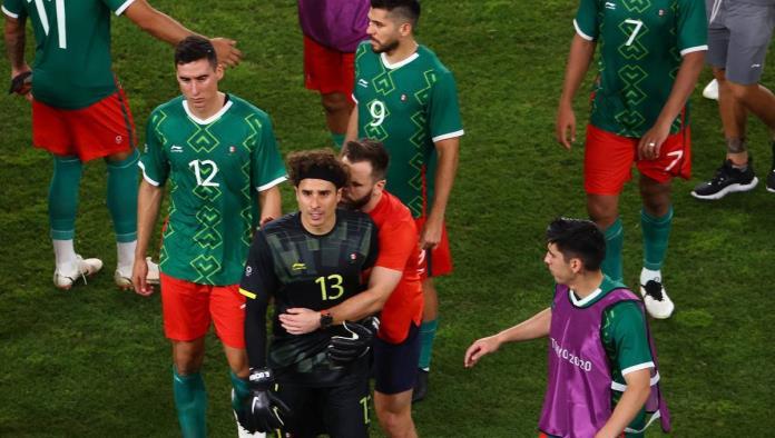 Adiós al oro; México cae ante Brasil