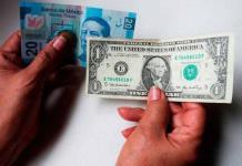 Debajo de los 20 pesos; Sigue fuerte el peso ante el dólar