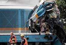Chocan trenes en Chequia, 3 muertos y 38 heridos