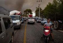 Llamas no dan tregua; Incendios consumen Turquía