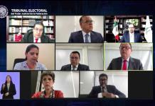 """Magistrados del TEPJF buscan destituir a  José Luis Vargas acusan de """"golpe de estado"""""""