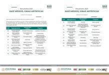 Cultura Coahuila da a conocer a los ganadores de circuito Raíz- México: Giras Artísticas