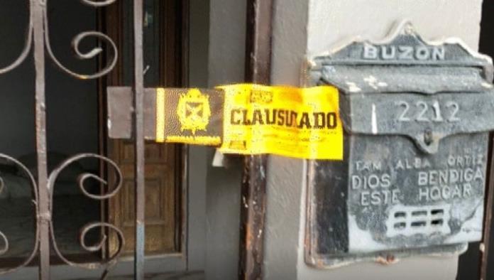 CLAUSURAN VIVIENDA  CON  MIGRANTES