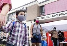 California registra 23 contagios en escuelas a días de reapertura por Covid