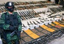 'Demandados saben que arman a cárteles': SRE a la NSSF