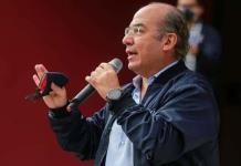 """Felipe Calderón se burla de la destitución de José Luis Vargas: """"no es falso"""