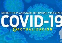 Se registran 422 nuevos casos en Coahuila, incluidas 13 defunciones
