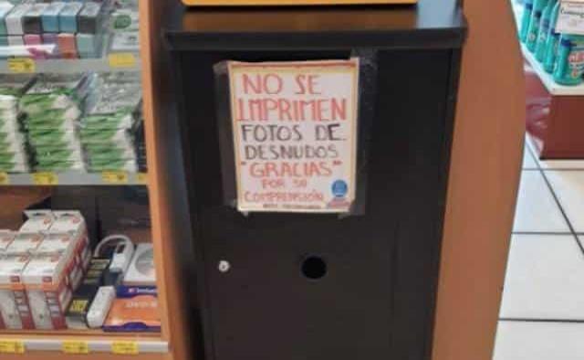 Farmacias Guadalajara está cansada de que la gente vaya a revelar fotos de sus packs