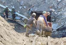 Familias mineras exigen justicia