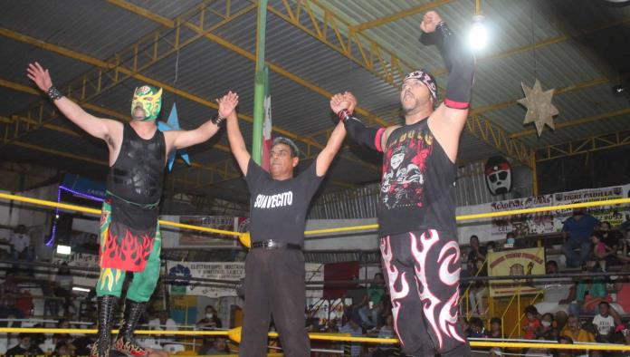 Noche de Marrullerías en la Tigre Padilla, triunfaron Rey Demonio y Símbolo